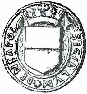 Sigillo_con_stemma_di_Napoli_1488